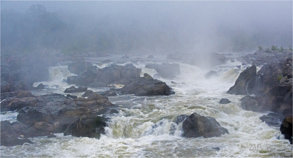 Great Falls at Dawn