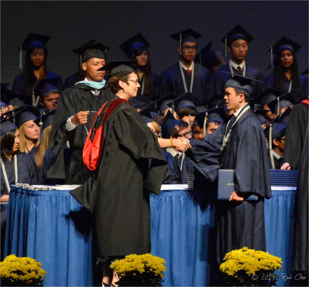 Brennan Graduates from IMSA