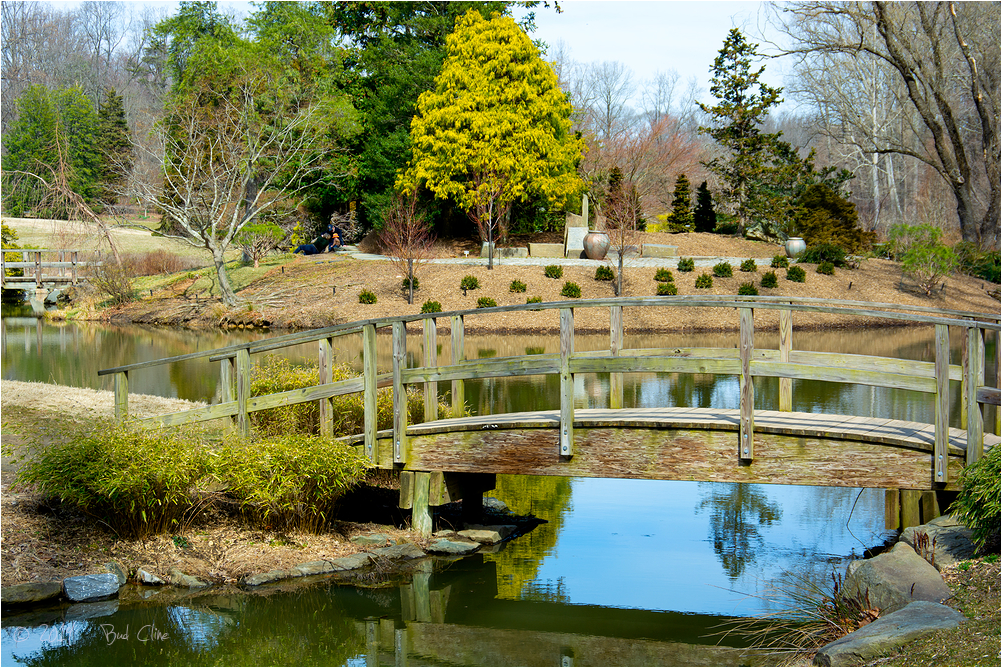 Gude Garden at Brookside Gardens - Take Two