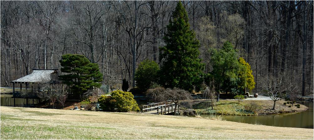 Gude Garden in Brookside Gardens