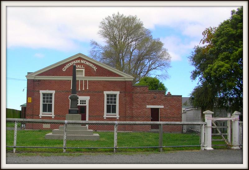 Greenpark Memorial Hall