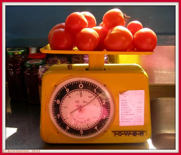 Tomato Relish Time