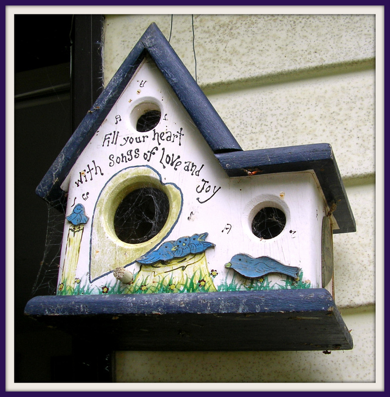 A Little Home For The Birds Too