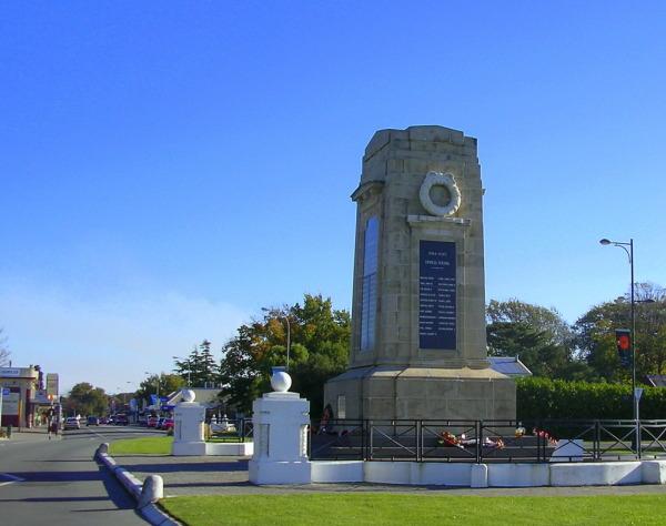 Small Town New Zealand - Leeston