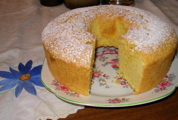 A Slice Of Madeira Cake Perhaps?