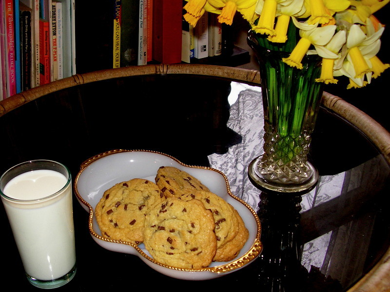 Cookies and Milk Anyone?