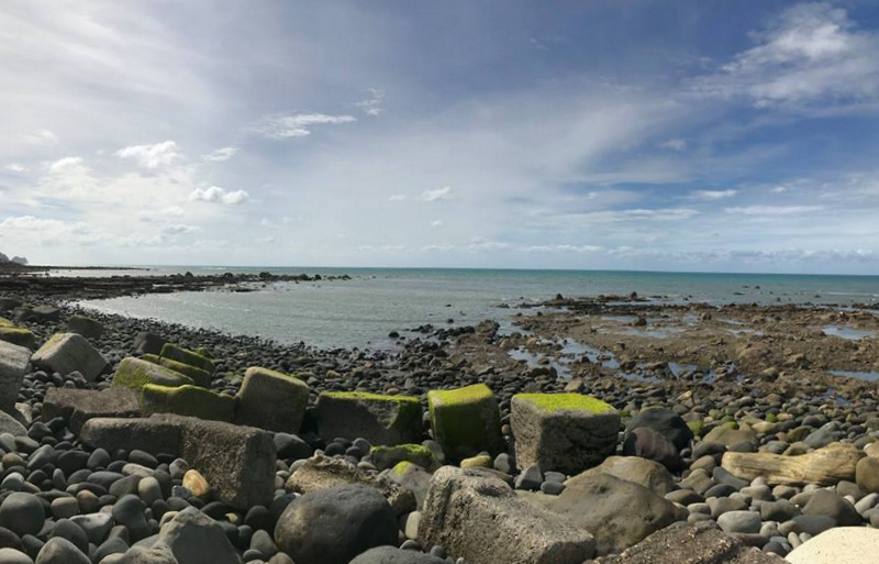 The Rocky Shore - New Plymouth, NZ