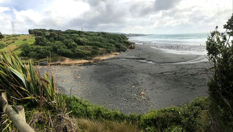 The Channel - New Plymouth, NZ