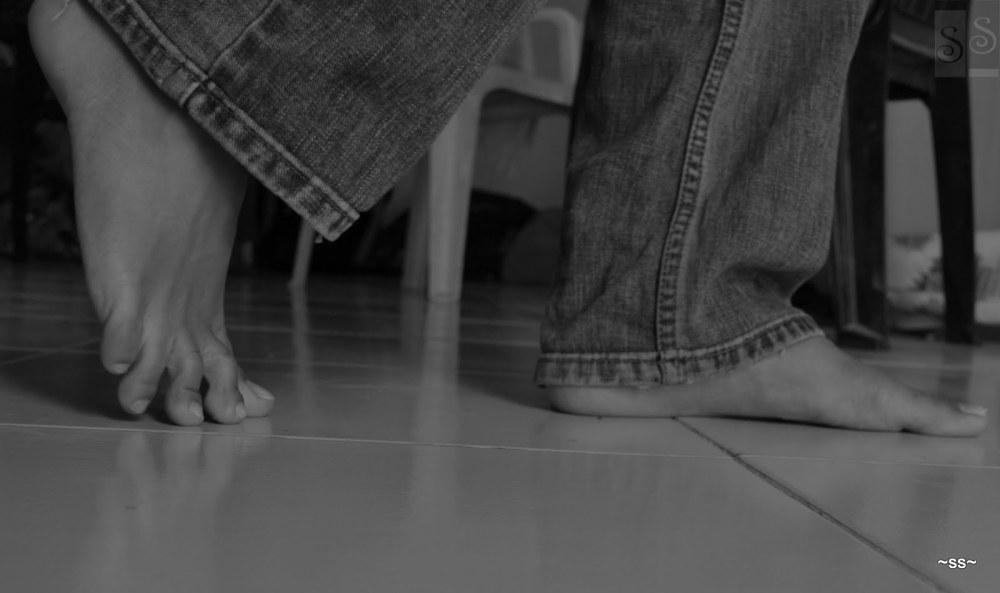 Walking away :(