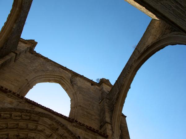 Ruins of San Anton Monastery