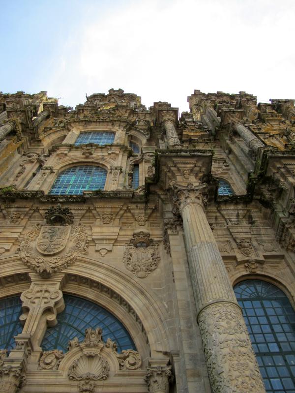 Cathedral, Santiago, Spain
