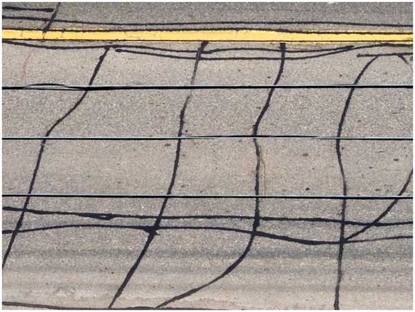 Road Lines and Spaces