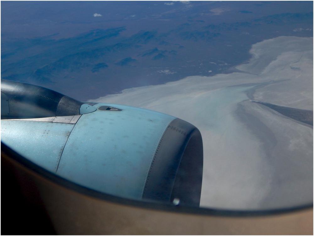 Flight to Oregon