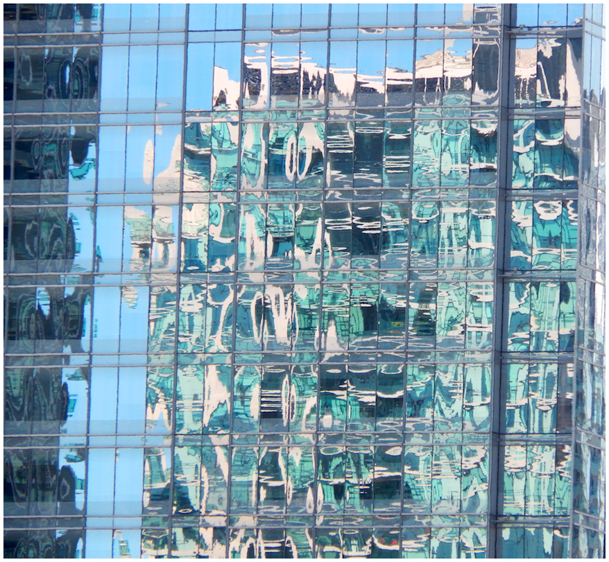 Highrise reflections