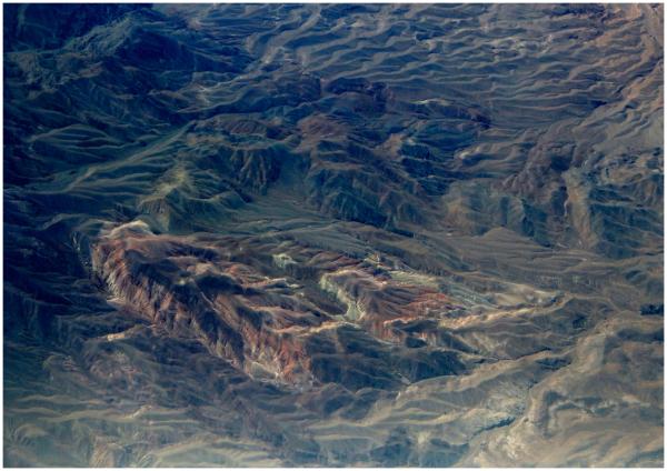 Southwestern landscape