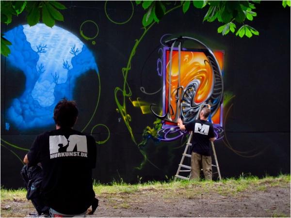 Danish wall art