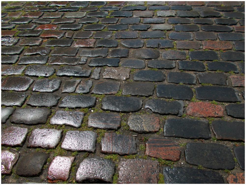 Copenhagen cobblestones