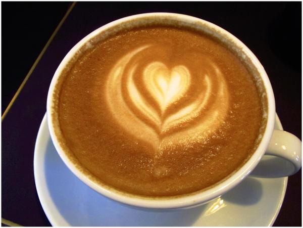 Love-ly Danish coffee