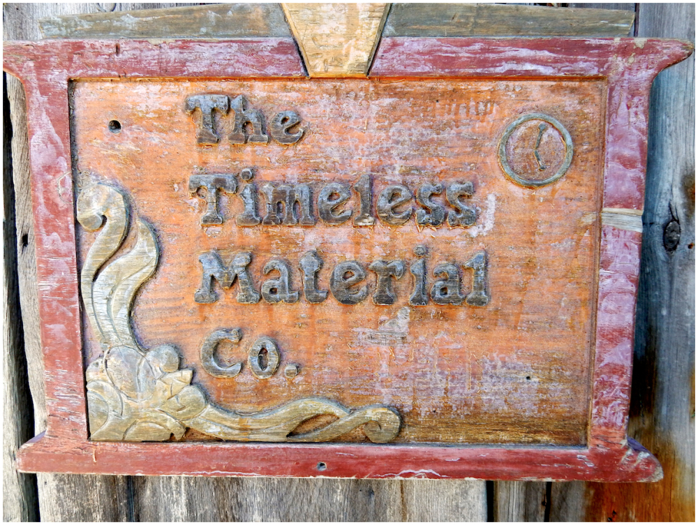 The Timeless Material Company