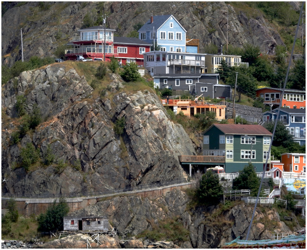 Houses on The Rock