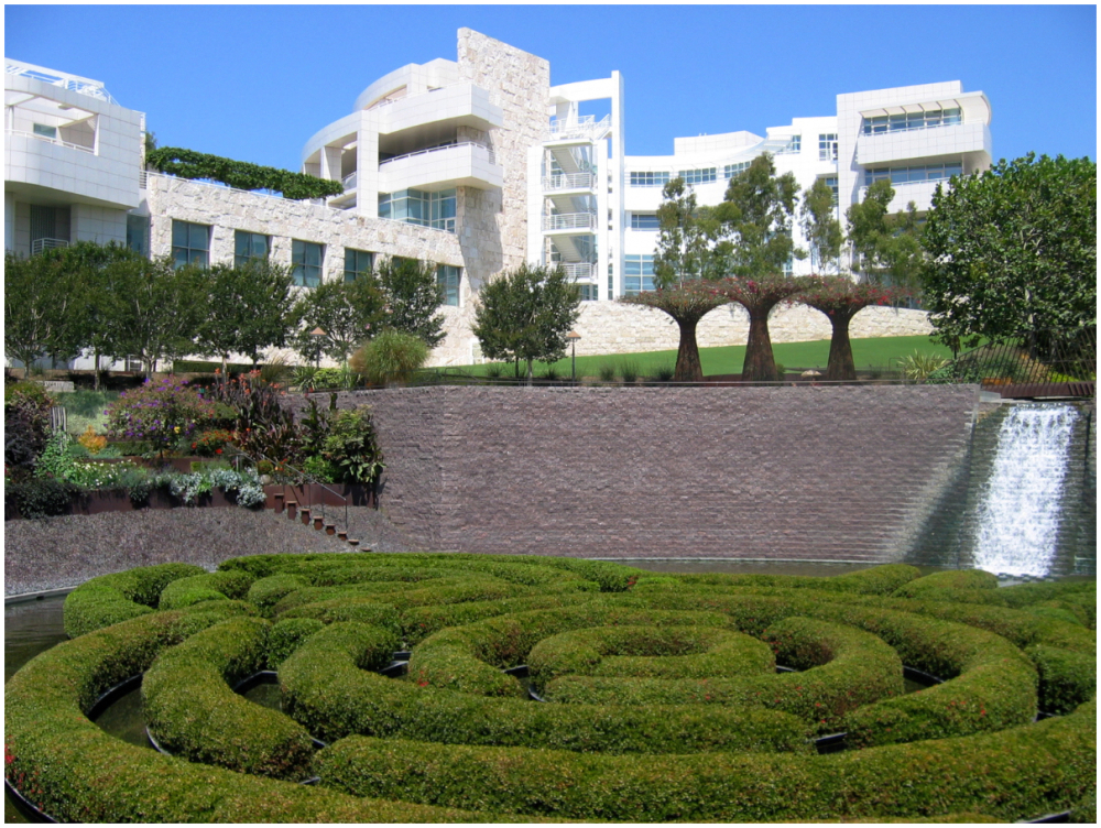 Getty Museum, Los Angeles, 2005
