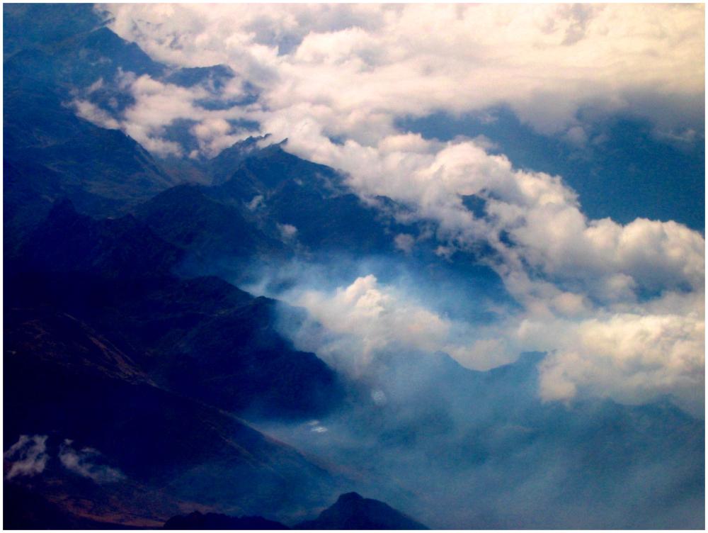 Toronto to Lima, Peru