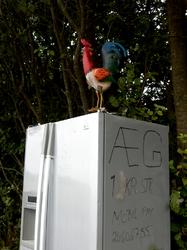 Roadside Eggstand
