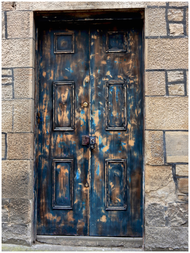 Scottish door