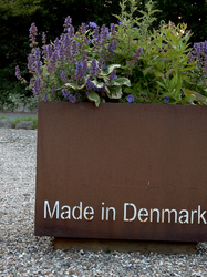 proudly Made in Denmark