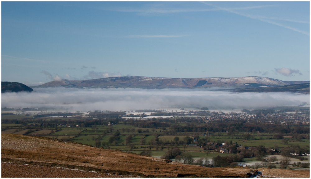 Bowland from Pendle