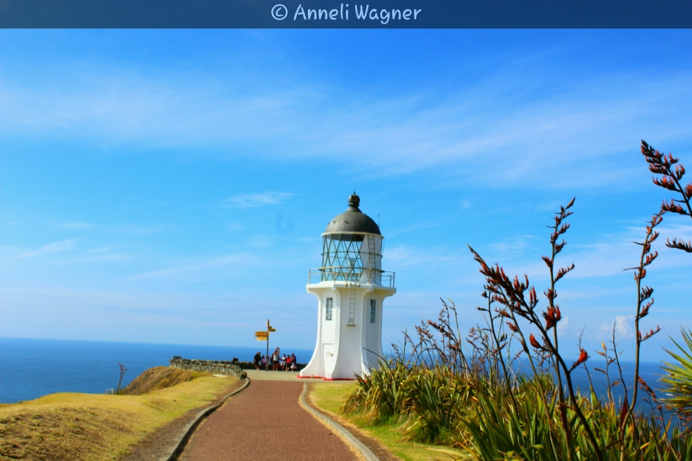 Cape Reinga Lighthouse #2