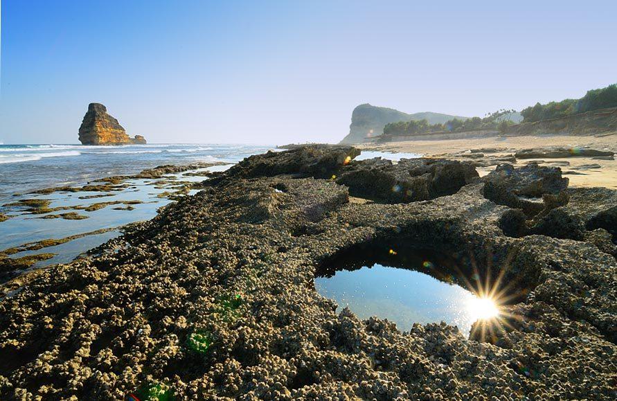 pantai buaq lombok tengah
