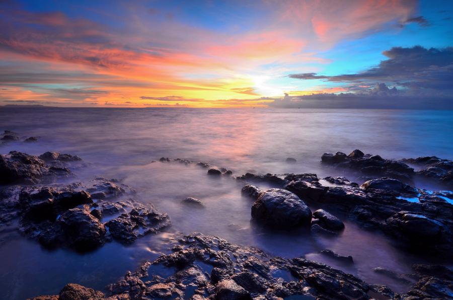 Pantai Kaprusan