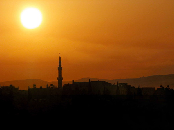 Un matin à Amman