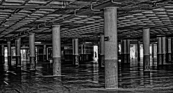 Le parking des âmes perdues....