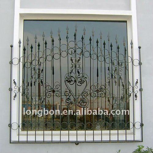 iron cast gate