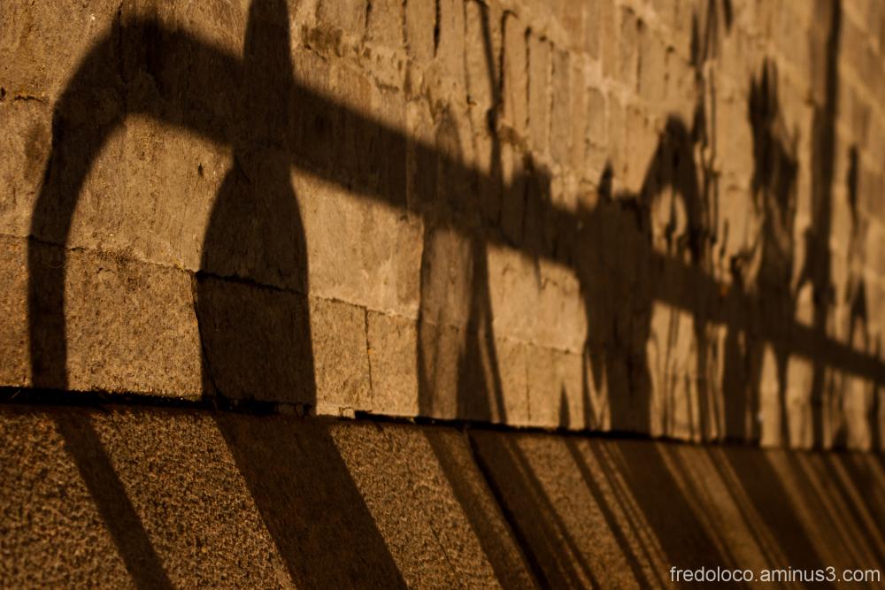 ombre de vélo près des Hales Paris graphique graph
