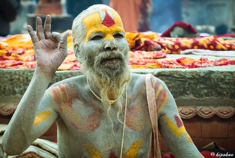 Sadhus - A Holy Man