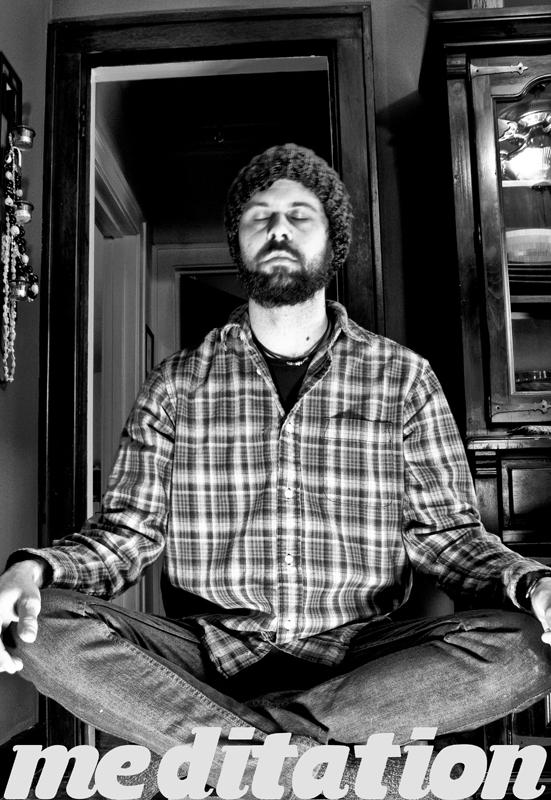 meditation for splat art magazine