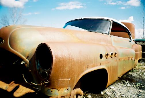 Frank's Auto Wrecking