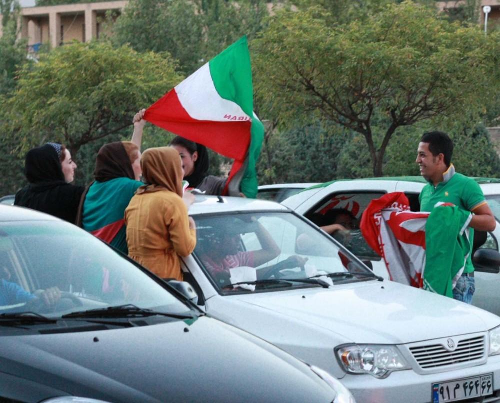 Viva Iran