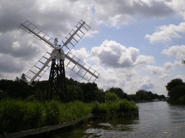 Windmill, Norfolk Broads