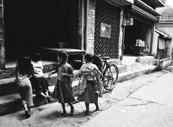 Street Photography, India