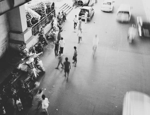 Streets, India
