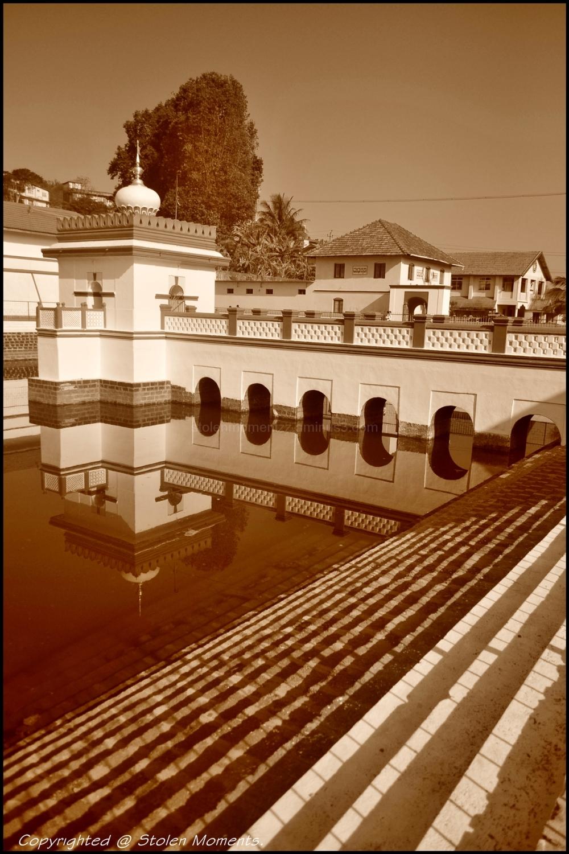Temple at Madekeri
