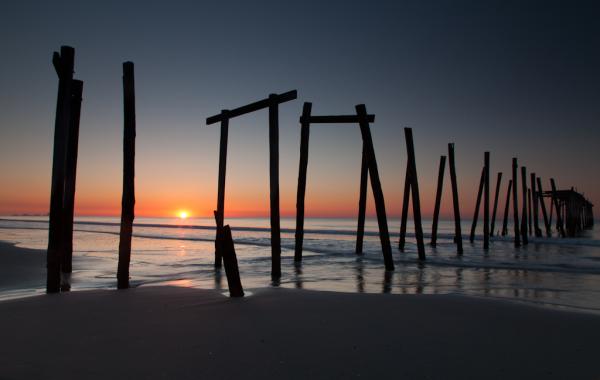 Sunrise about 5:15AM May 2012