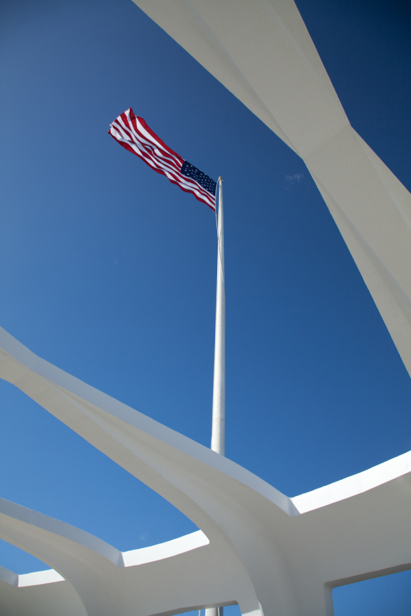 Pearl Harbor Memorial, Oahu Hawaii