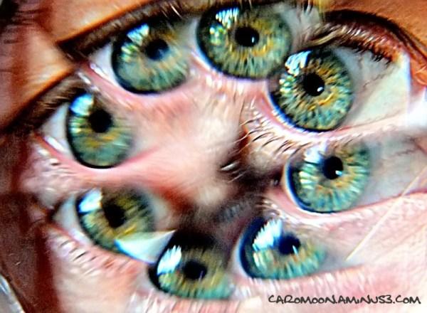an eyefull