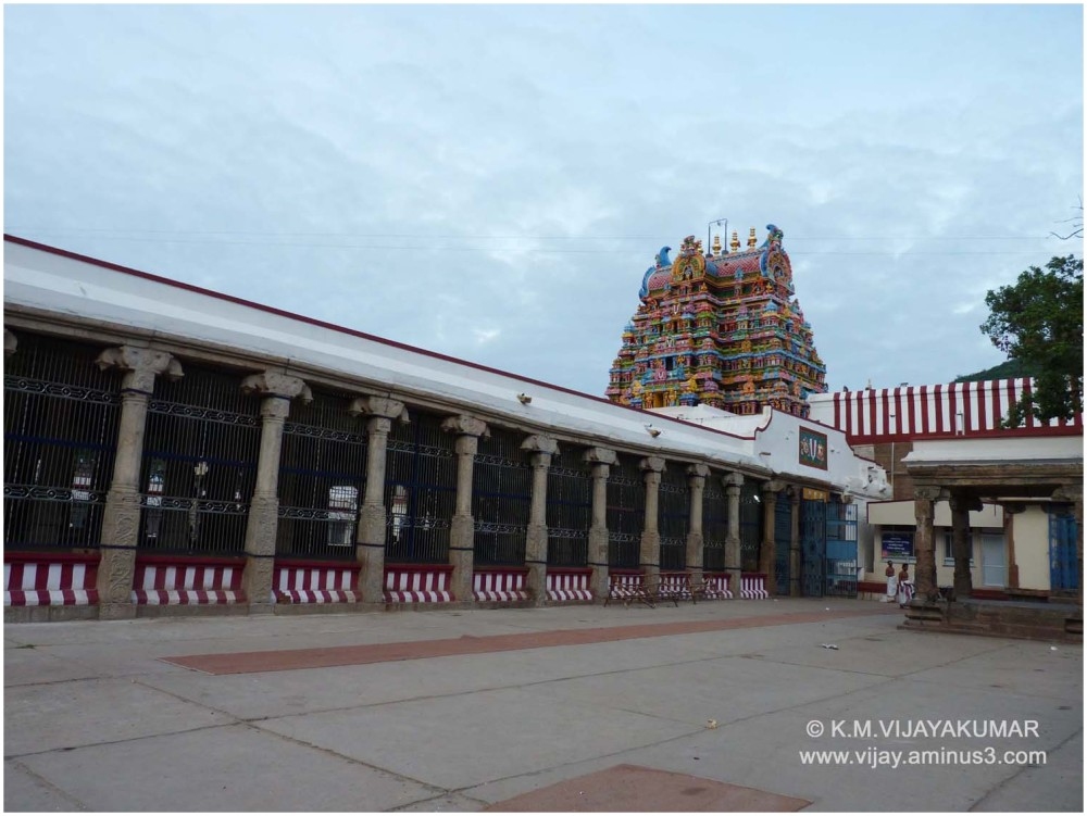 Madurai kallazhagar temple