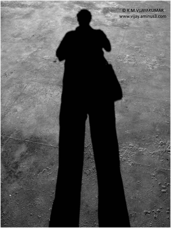 Man of Shadow